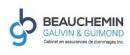 Beauchemin Gauvin & Guimond Cabinet en assurances de dommages