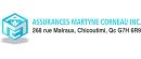 Assurances Martyne Corneau inc., affiliée à La Capitale